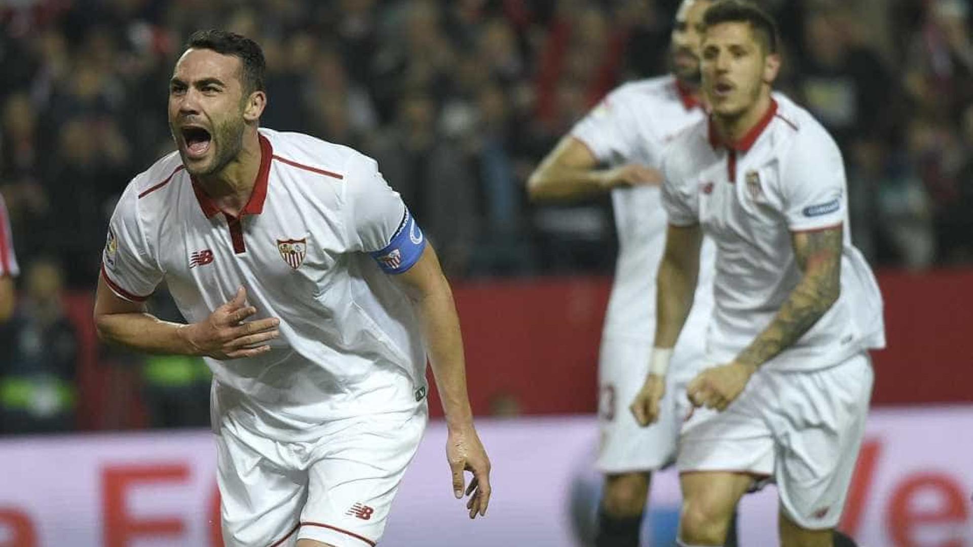 Leicester confirma contratação de Vicente Iborra até 2021