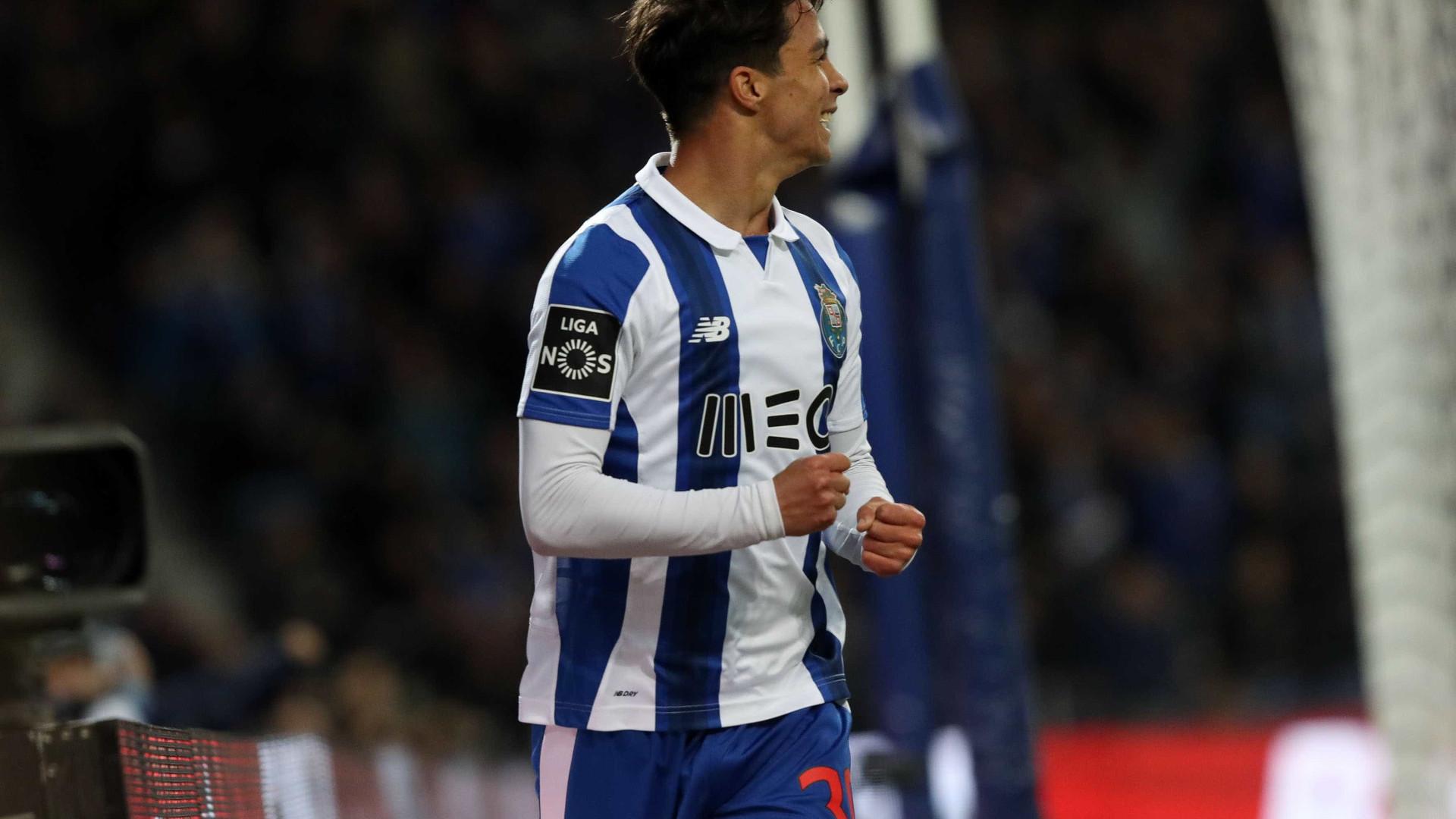 """Ex-adjunto do FC Porto: """"Dar a bola ao Óliver é como dar-lhe vida"""""""