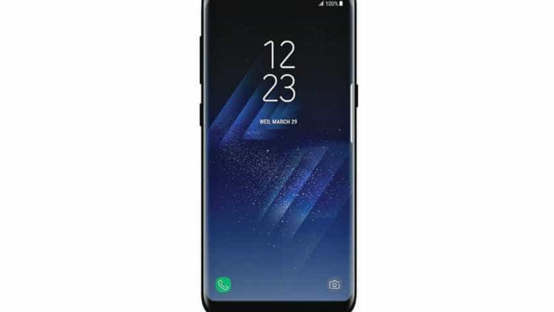 Samsung confirma que mostrará mais do que o Galaxy S8