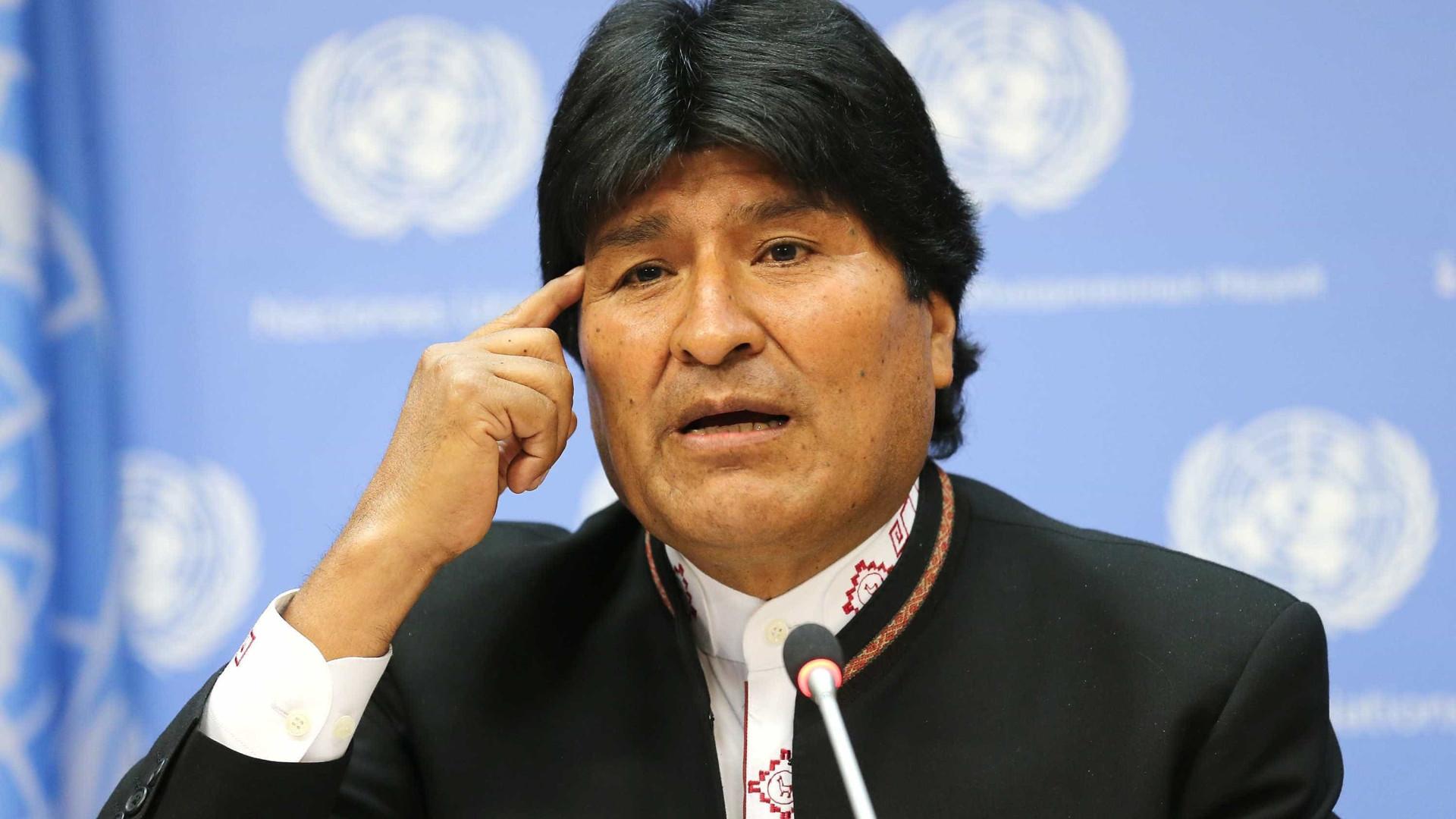 Evo Morales diz que América do Sul tem obrigação de defender Venezuela