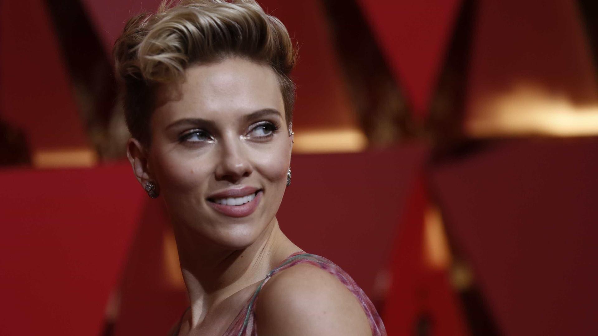 Scarlett Johansson e Romain Dauriac lutam pela custódia da filha