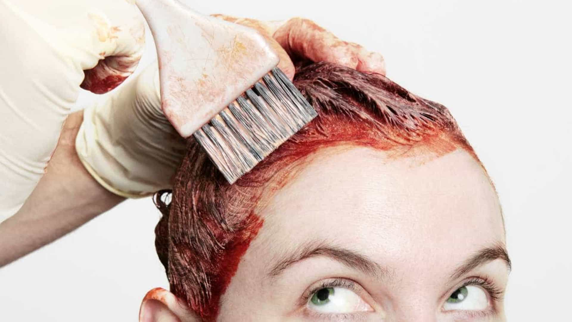 Cuidados a ter ao pintar o cabelo para reduzir o risco de cancro