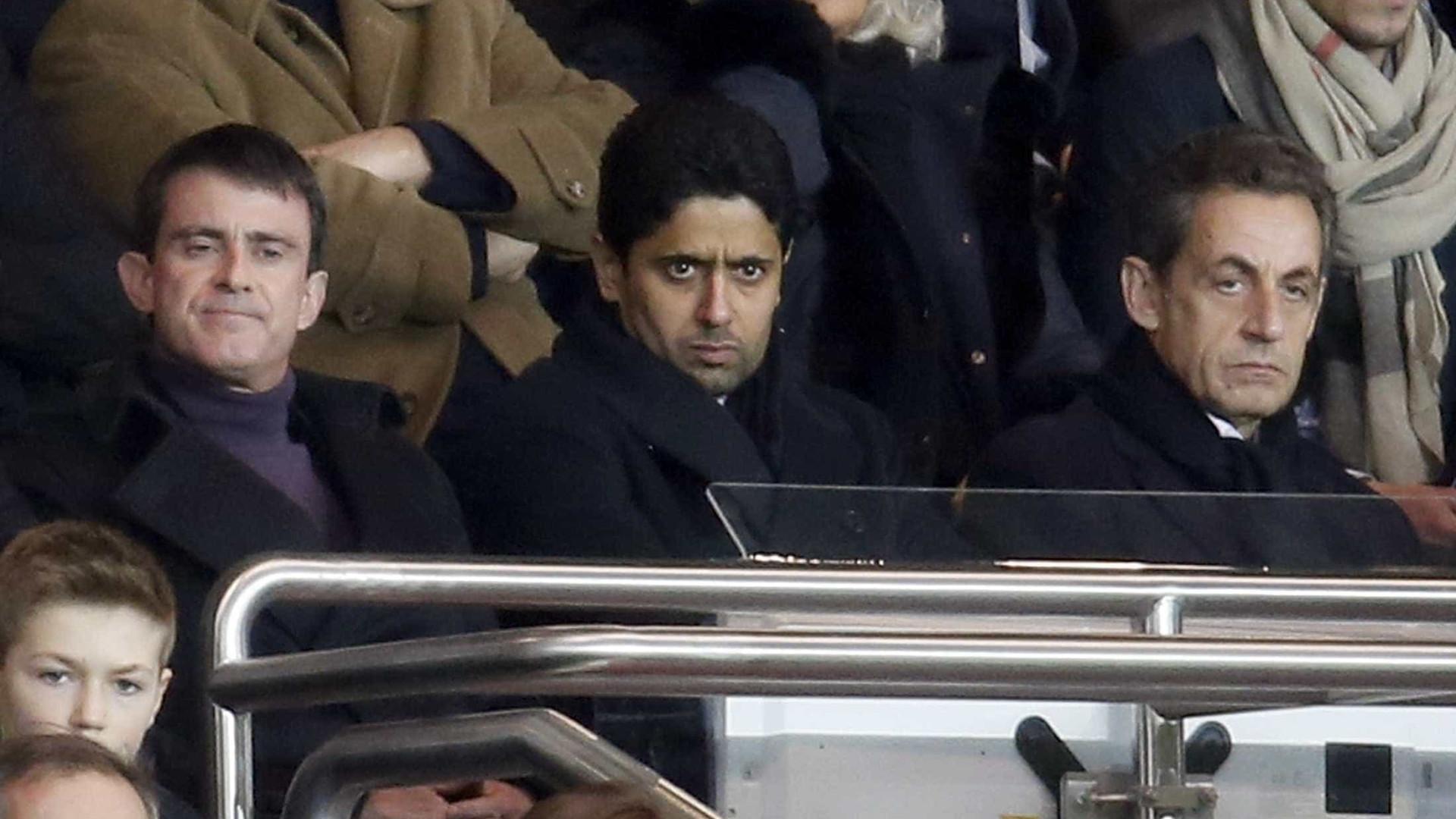 FIFA abre inquérito ao presidente do PSG
