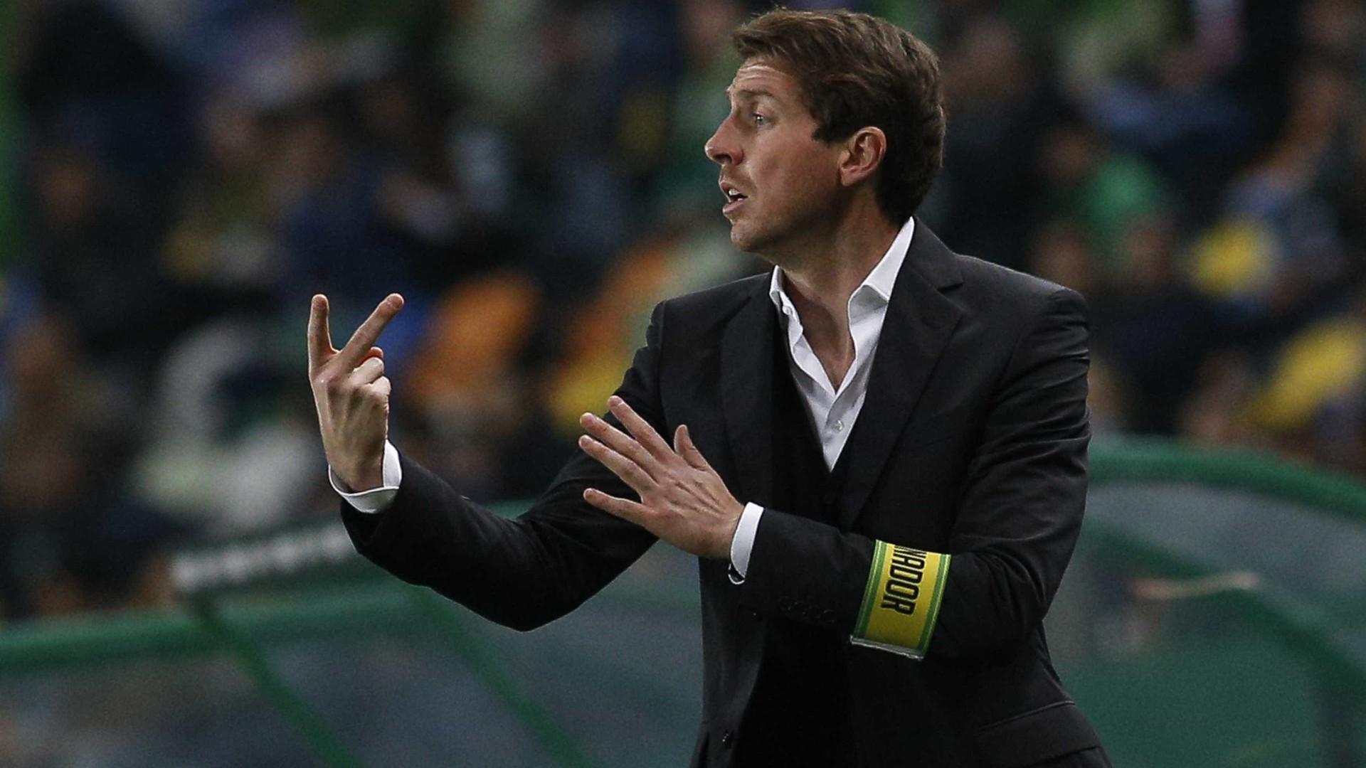 """Vasco Seabra promete """"um Paços a sério"""" para tentar vencer Marítimo"""