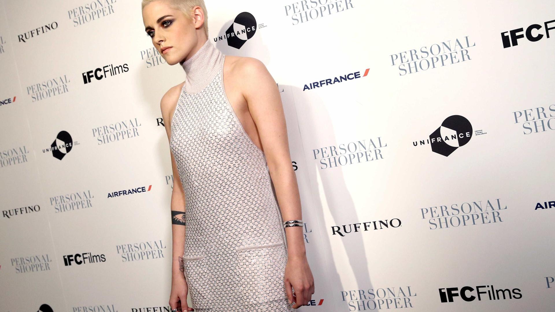 Kristen Stewart já não esconde o seu romance (com 'ex' de Miley Cyrus)
