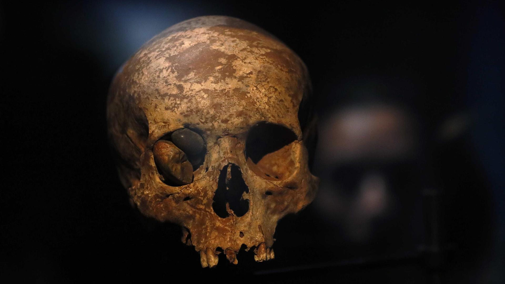 Descobertos 47 crânios humanos em cemitério clandestino no México