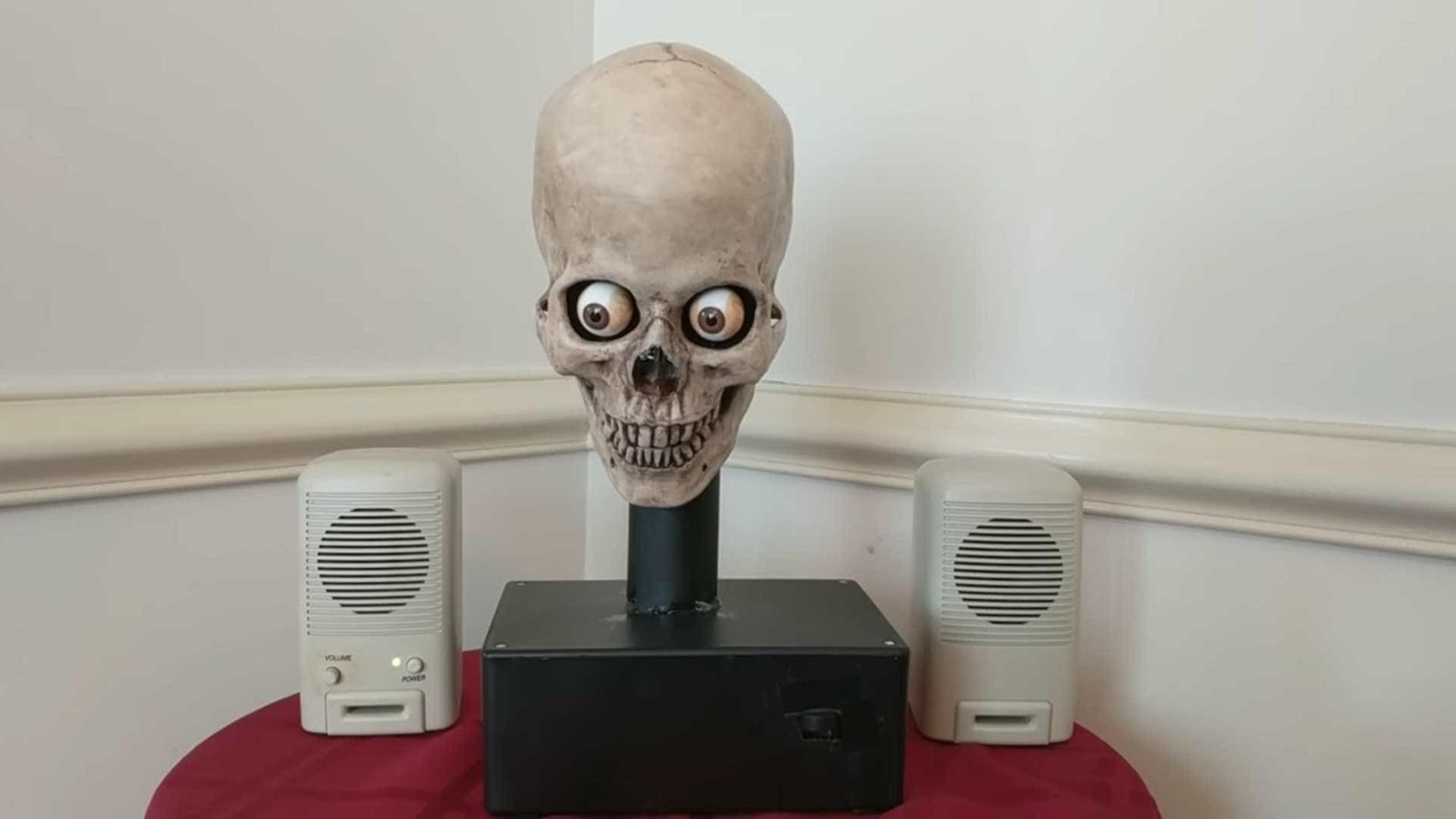 Conheça o Yorick, o assistante virtual mais assustador que pode ter