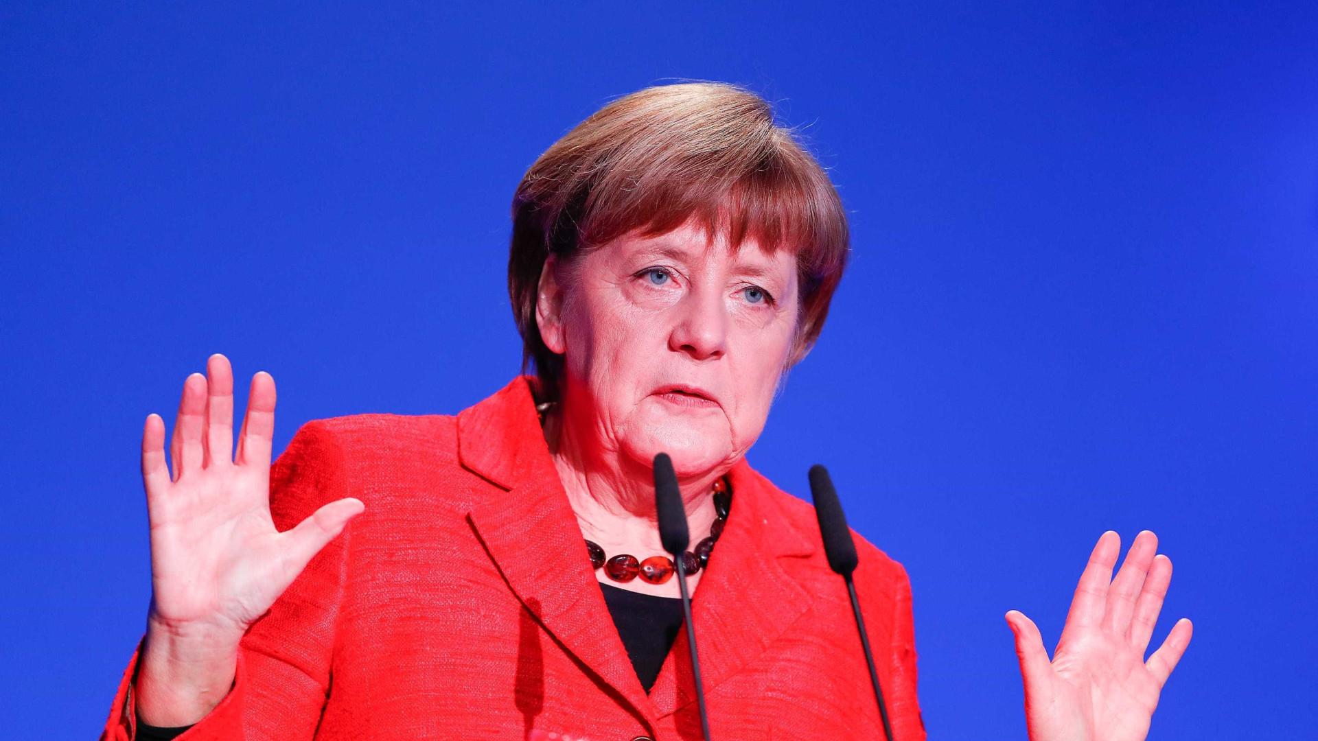 Alemanha considera que presidente turco foi longe demais