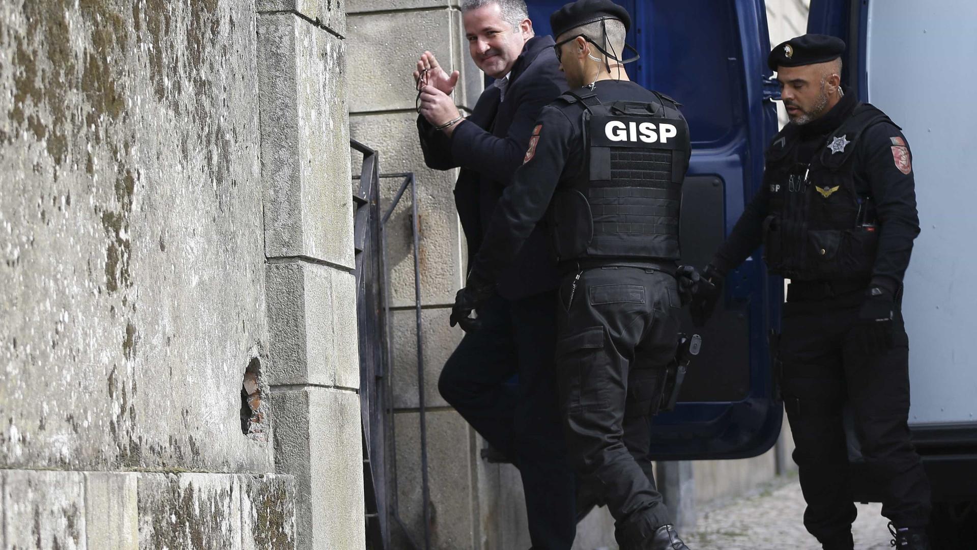 Pedro Dias formalmente acusado do homicídio de Liliane Pinto