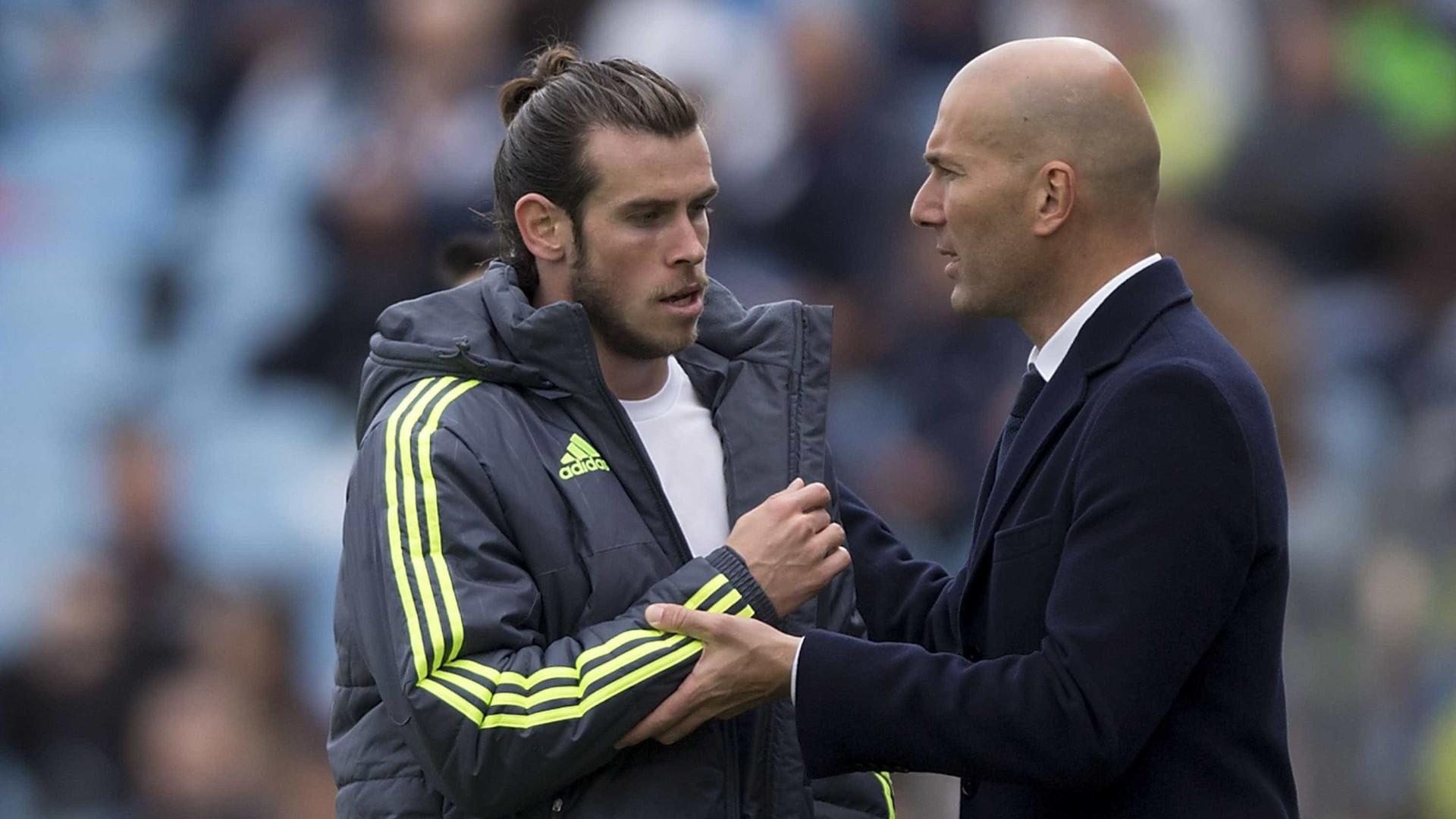 Bale regressou aos treinos e Real já prepara clássico com Barcelona