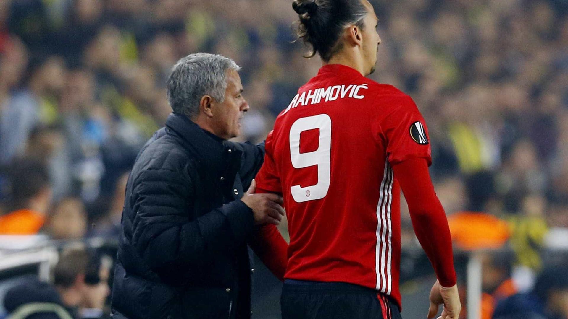 Caso Ibrahimovic saia, José Mourinho já tem substituto à altura