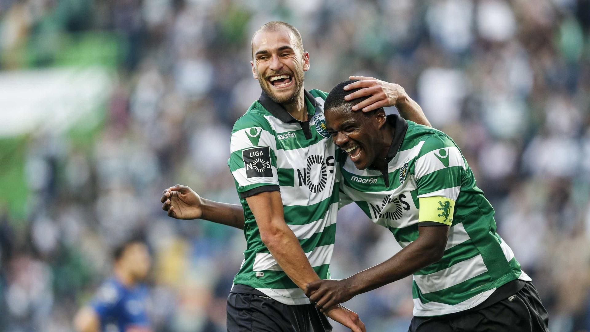 """""""Posso dizer que o Sporting pagou pouco por Bas Dost"""""""