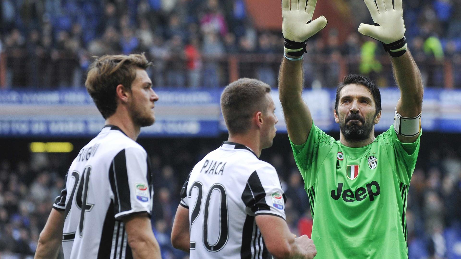 As três coisas que são certas na vida... na visão da Juventus