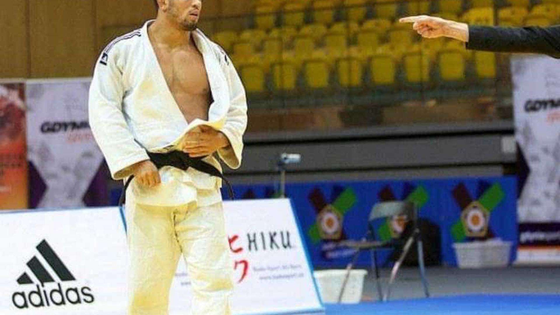 João Martinho conquista medalha de prata no Open de Casablanca