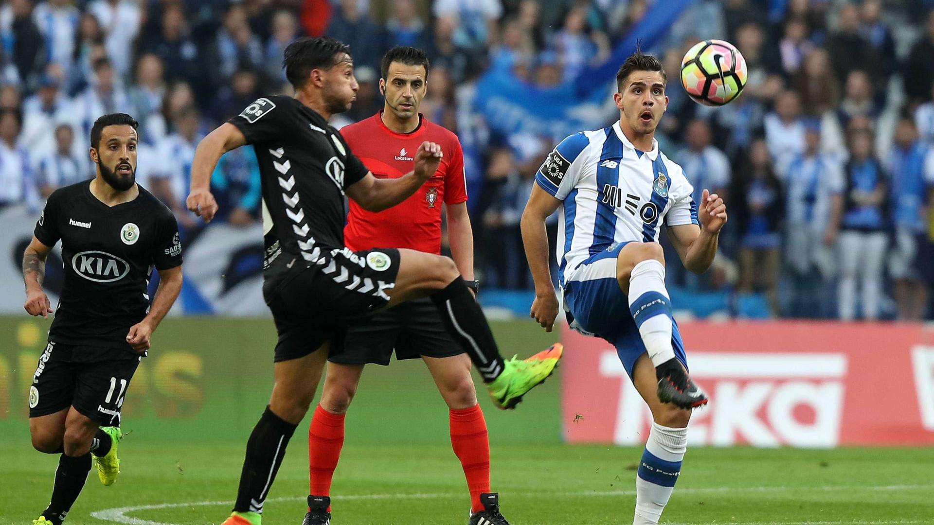 [1-1] FC Porto também tropeça e chega ao Clássico no 2.º lugar