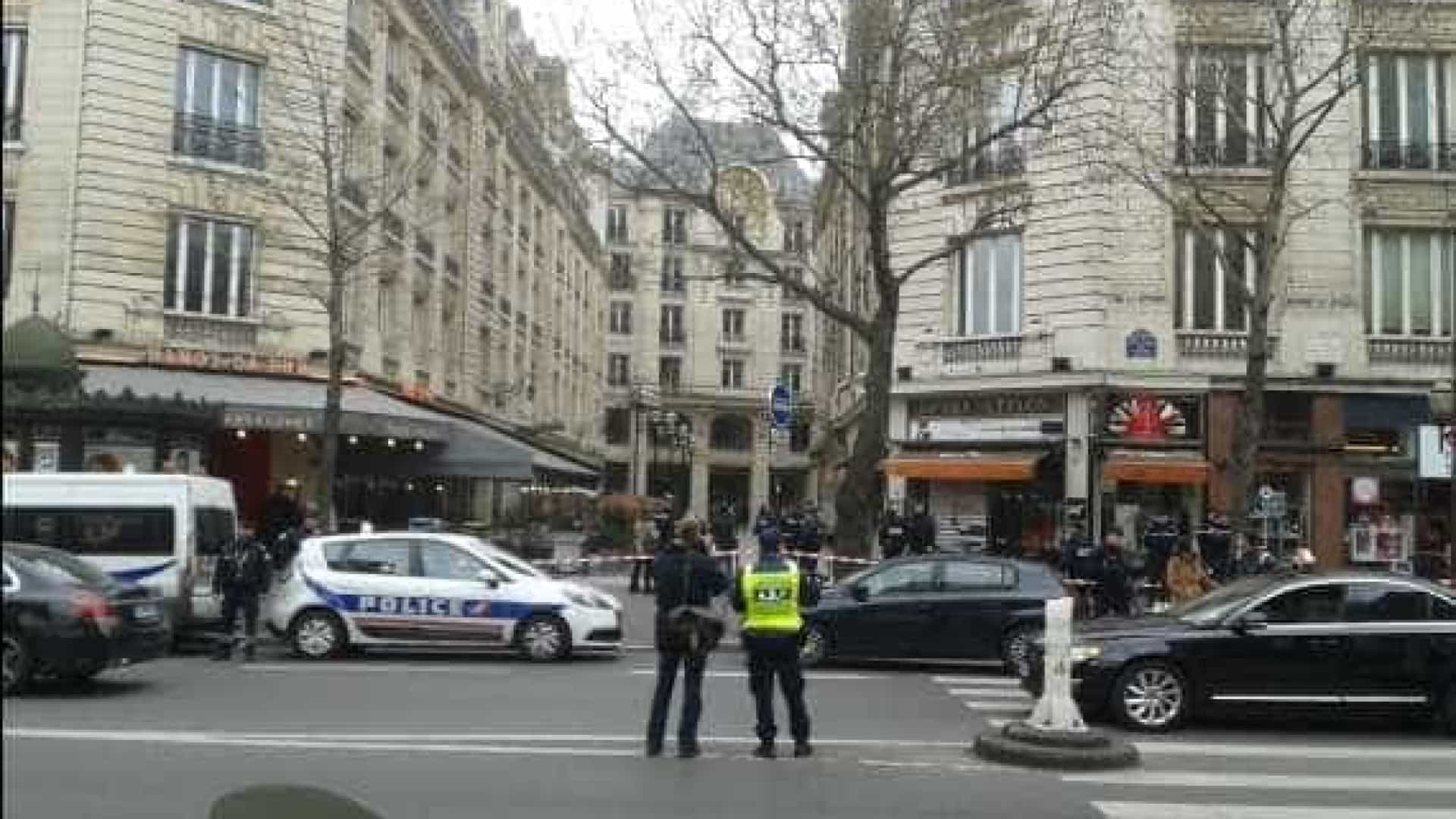 Procuradoria de Paris evacuada devido a ameaça de bomba anónima