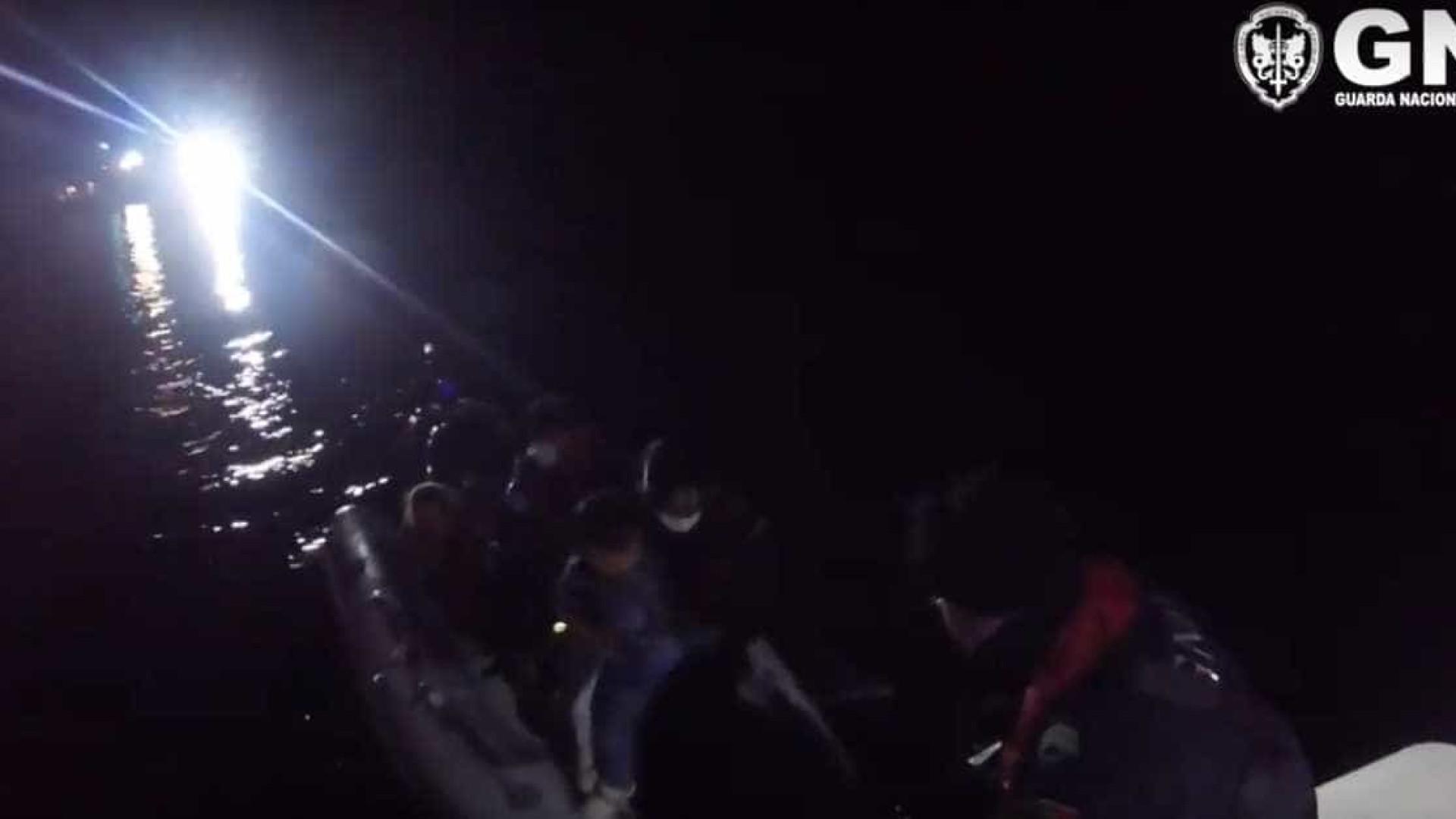GNR resgata 14 migrantes na Grécia. Metade são crianças