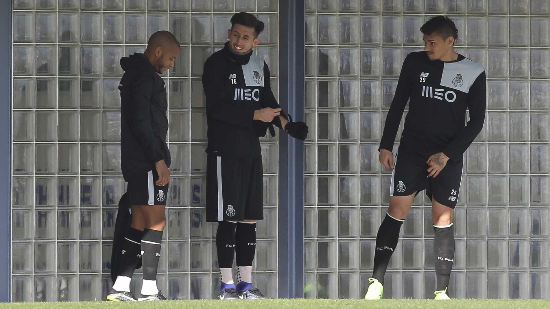 """Herrera surpreendido com empate: """"Não esperávamos este resultado"""""""
