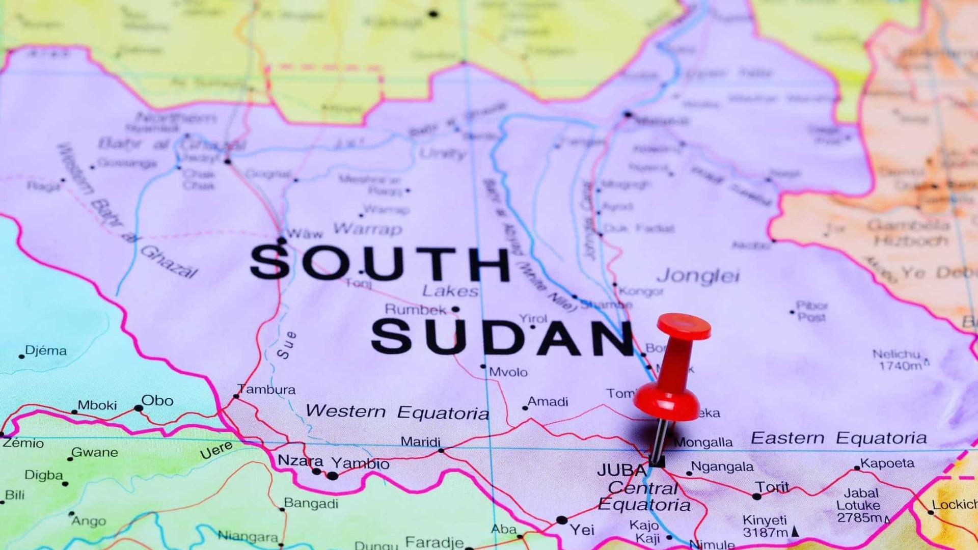 Passageiros e tripulação sobrevivem a despiste de avião no Sudão do Sul