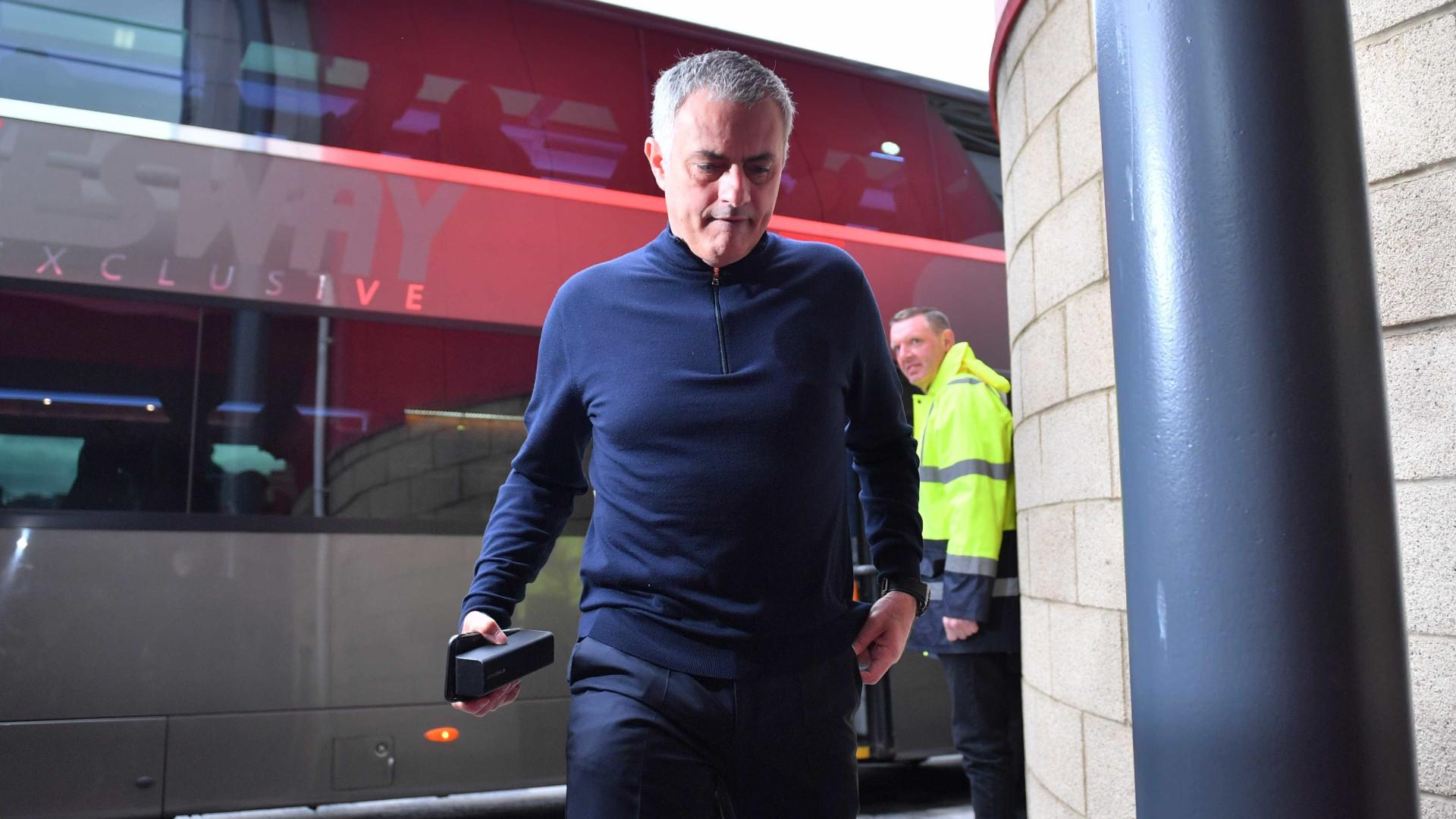 O que está por detrás do treinador Mourinho e o porquê de Ibra no United