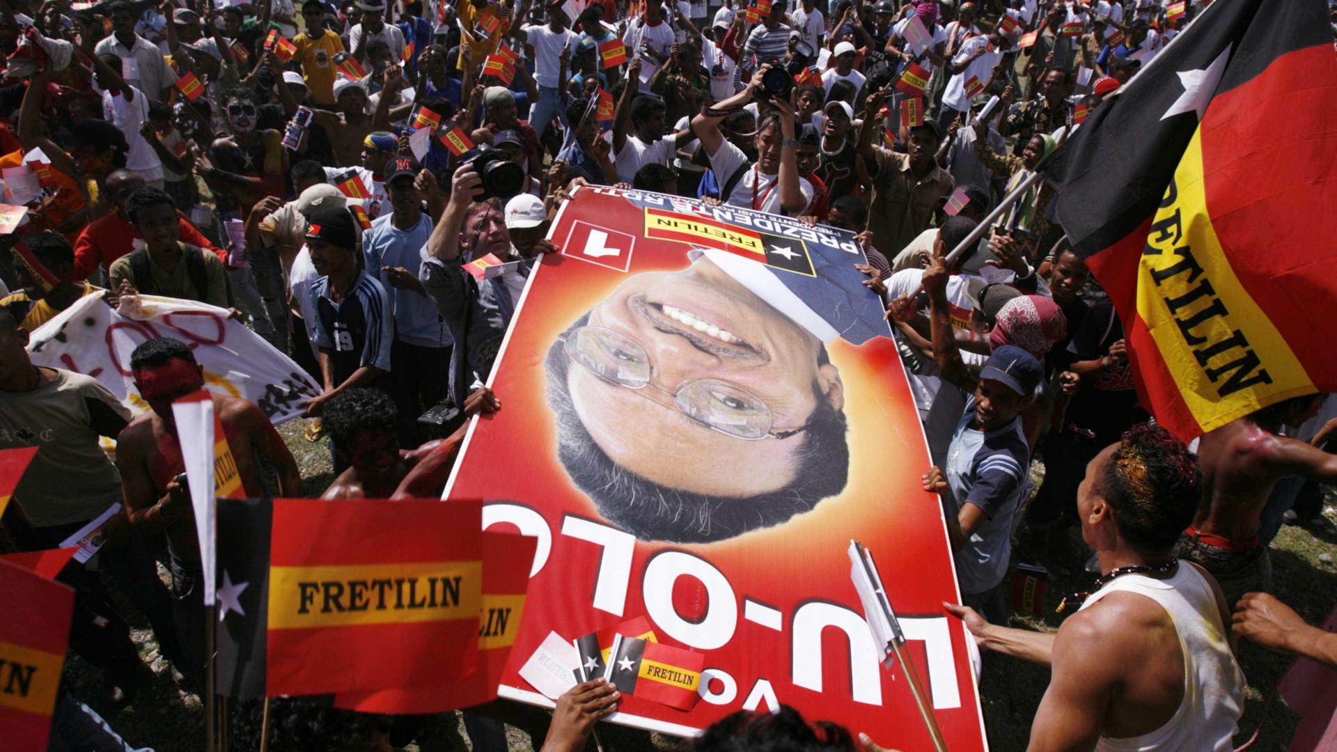 Lu-Olo lidera contagem de voto nas eleições de Timor com 59,79%