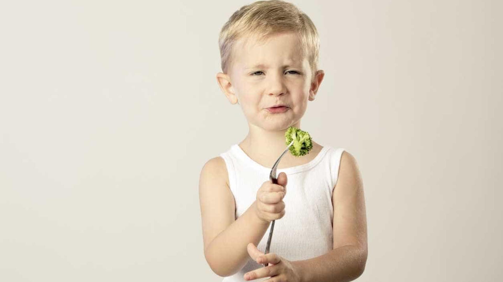 Comer sem birras. As 'regras de ouro para preparar uma boa boca'