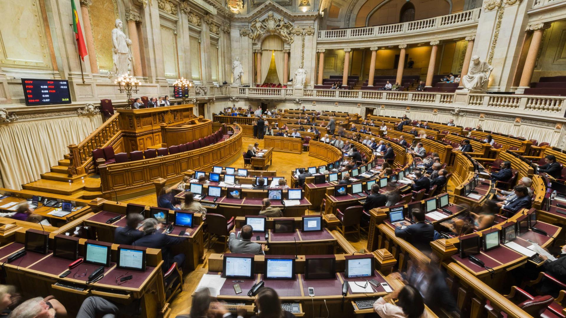 Catalunha: Parlamento português aprova voto de preocupação
