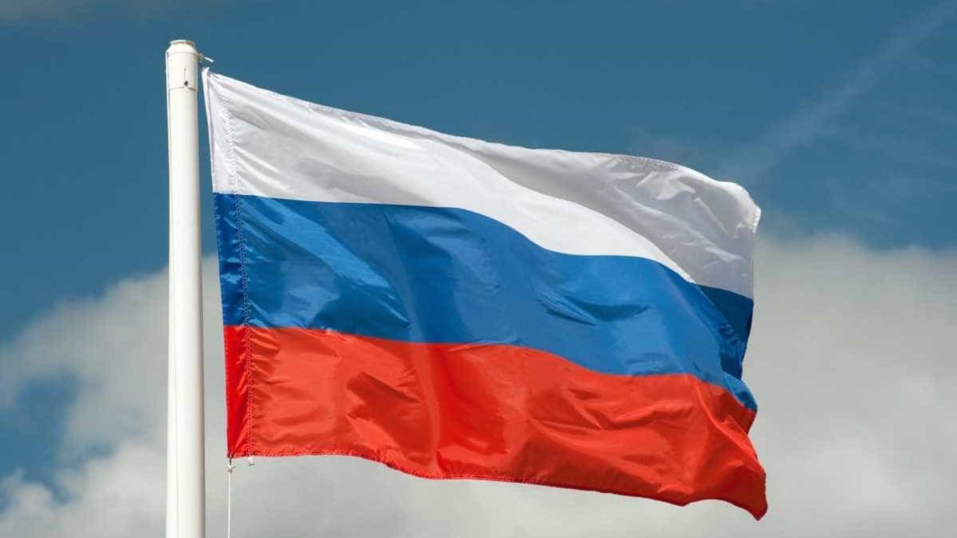 Rússia critica retirada de bandeiras de missões encerradas nos EUA