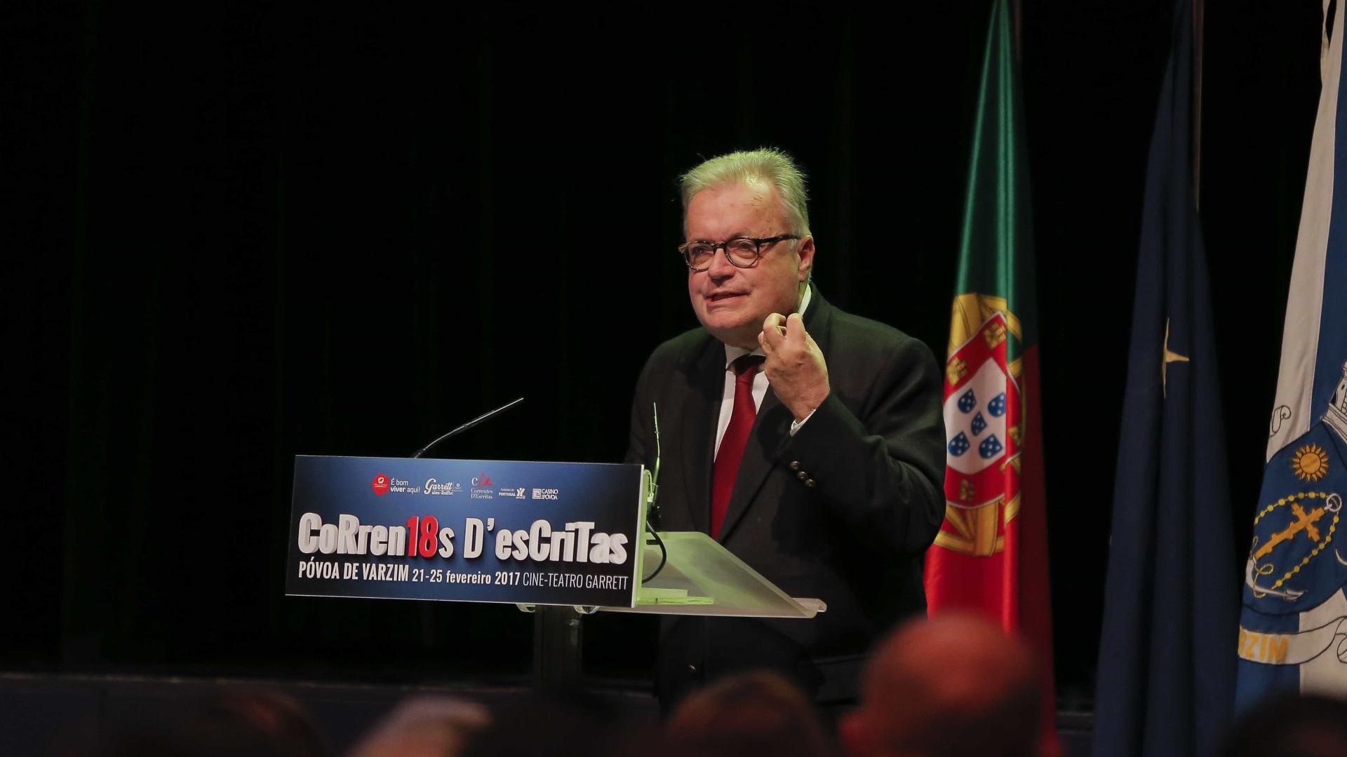 """Utilização do Panteão Nacional vai ser """"fortemente restringida"""""""
