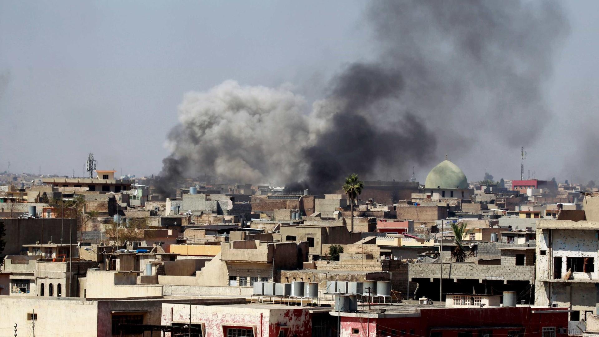 Morreu jornalista francês vítima de explosão numa mina em Mossul