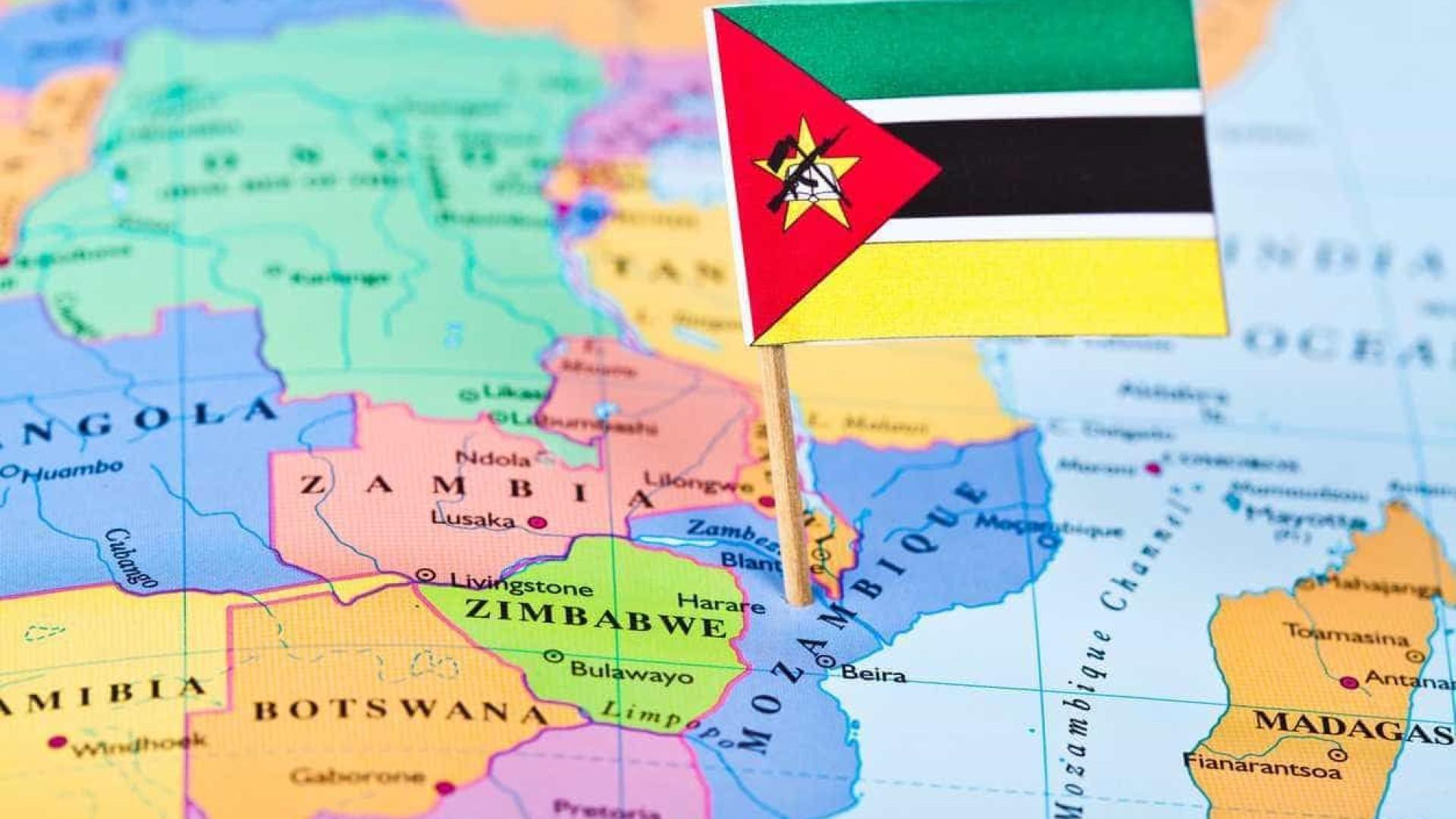 Importações caíram 37,5% em Moçambique em 2016, pior ano da crise