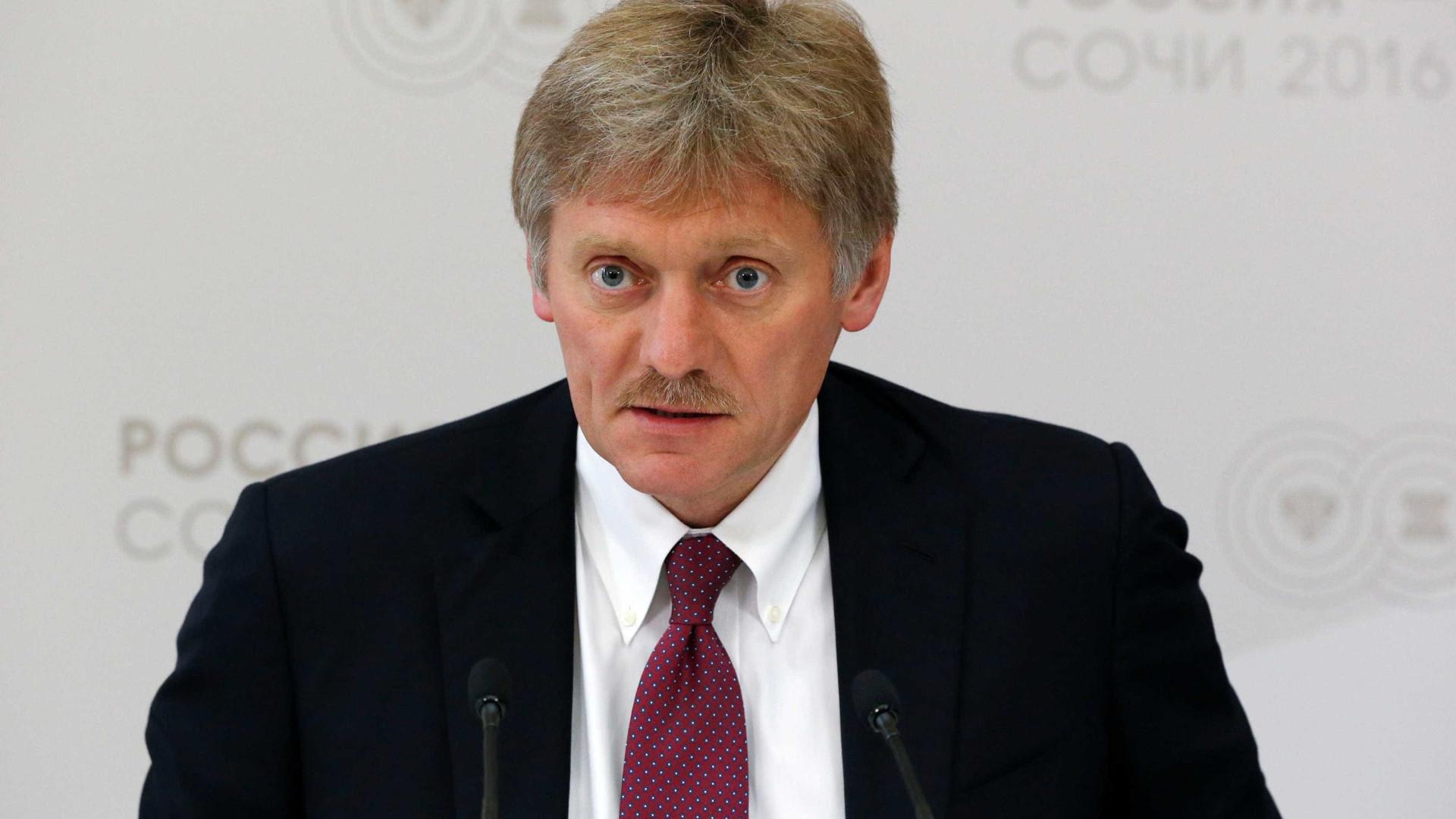 """Relações EUA/Rússia """"não podem piorar"""" com novo chefe de diplomacia"""
