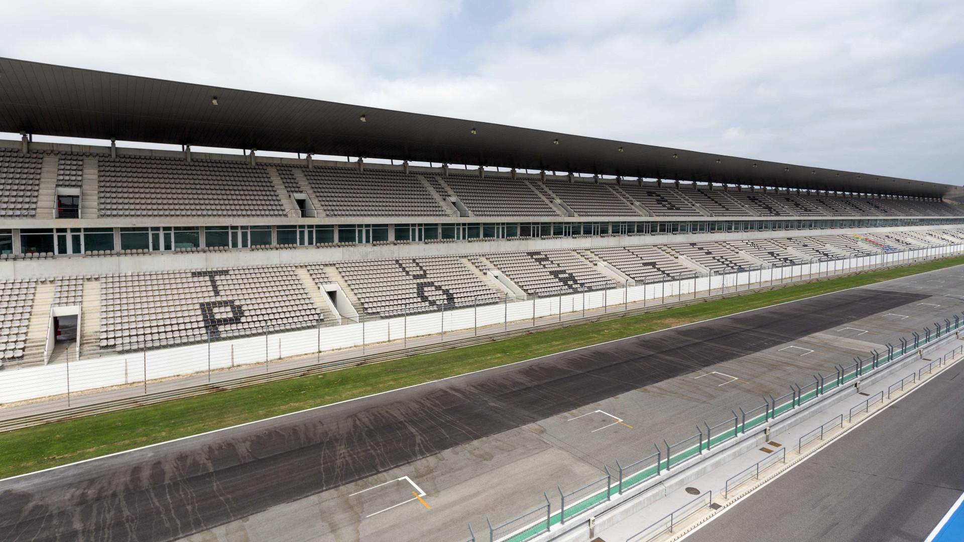 Circuito Algarve : Circuito do algarve recebe homologação mas para quando o