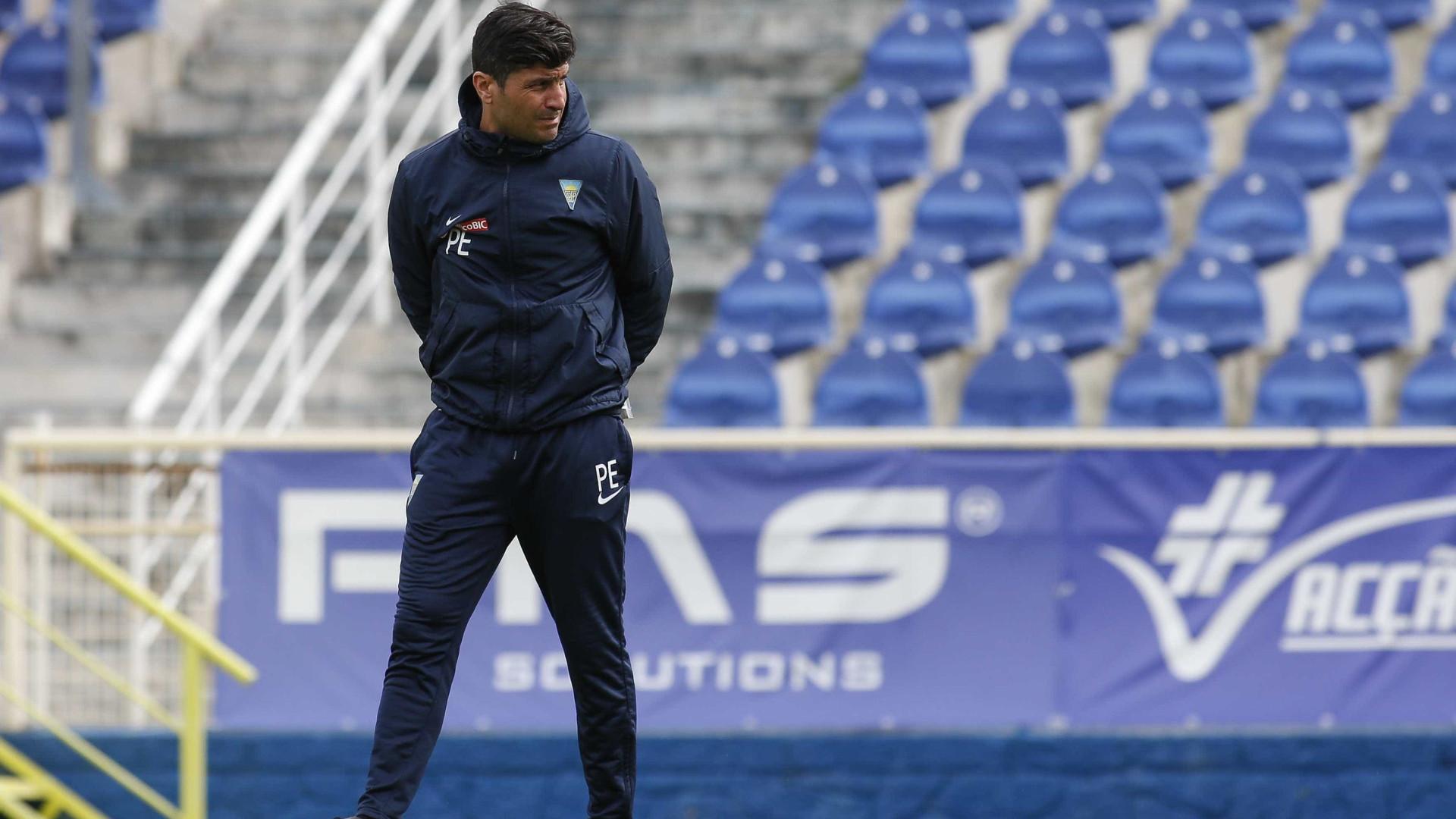 Oficial: Pedro Emanuel renova com o Estoril