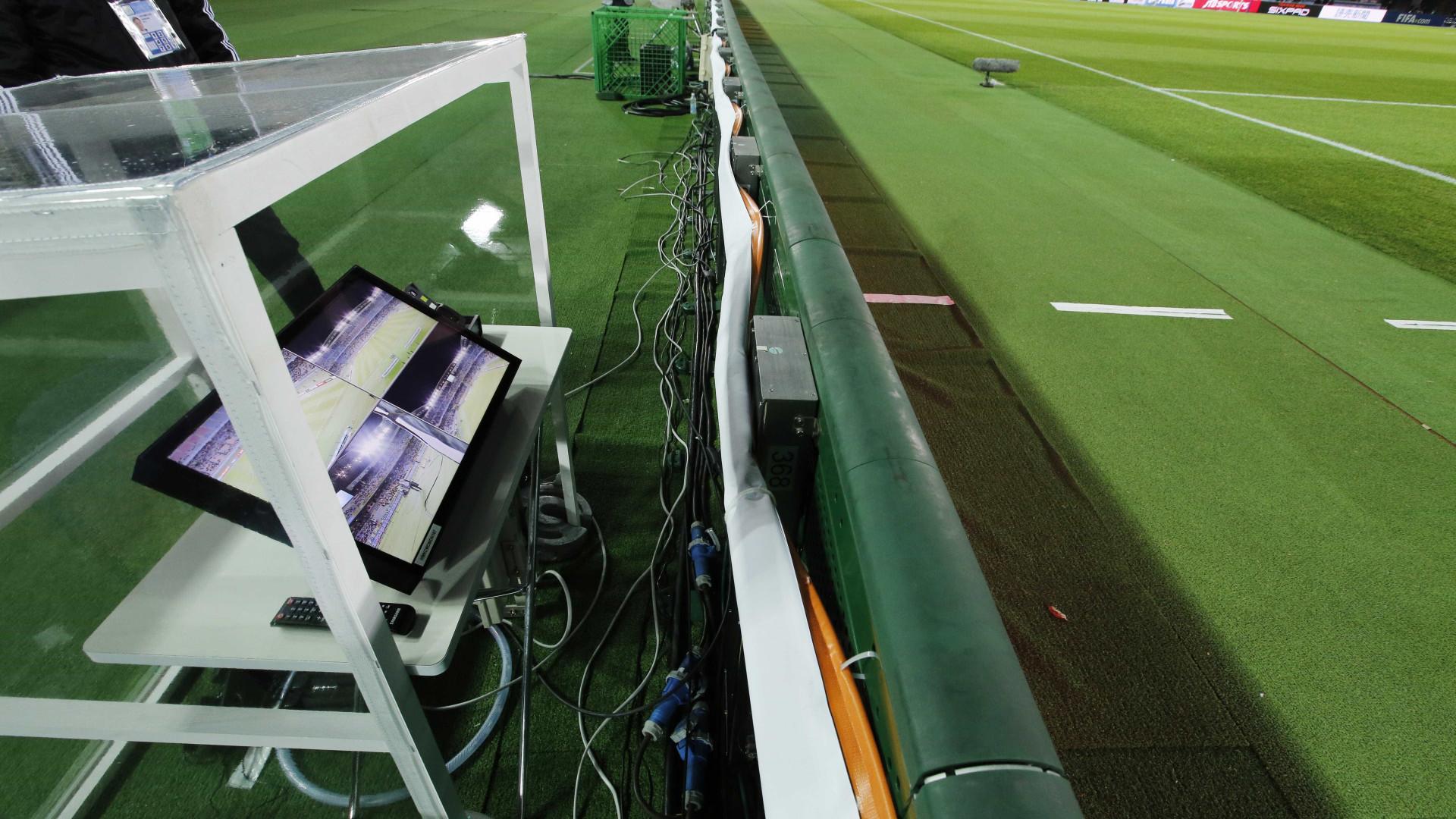 Jogo entre Marítimo e Santa Clara sem vídeoárbitro