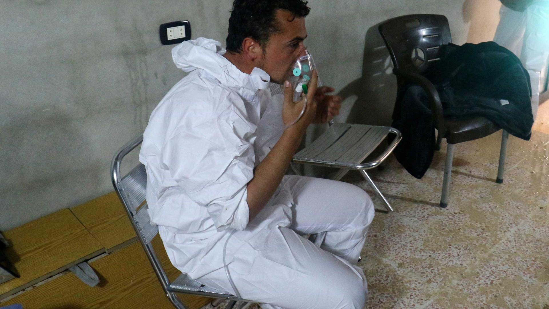 ONU e Opaq culpam Assad por ataque químico em abril