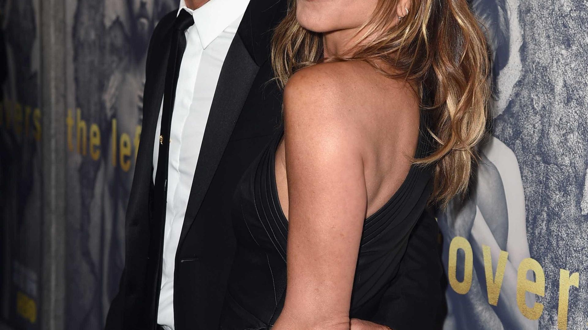 Saídas noturnas motivaram o divórcio de Jennifer Aniston e Justin Theroux