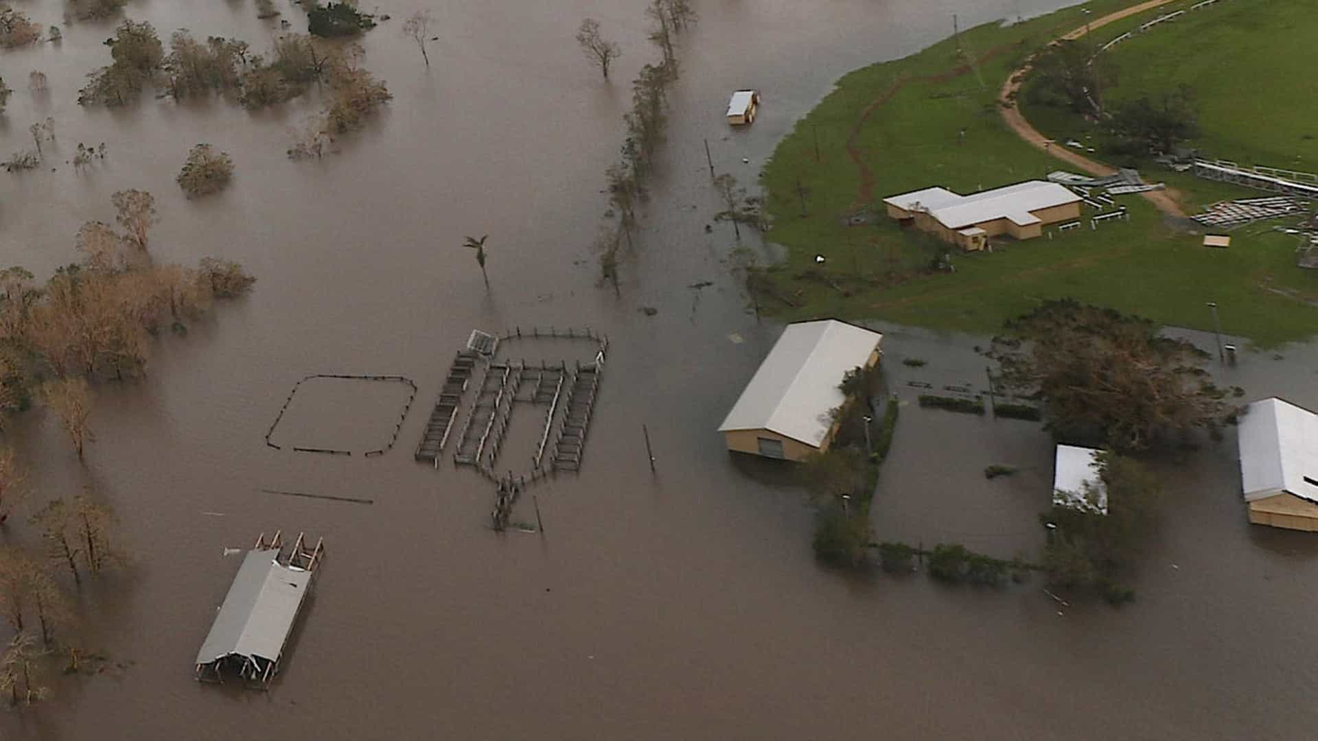 Milhares de deslocados na Nova Zelândia devido ao ciclone Debbie