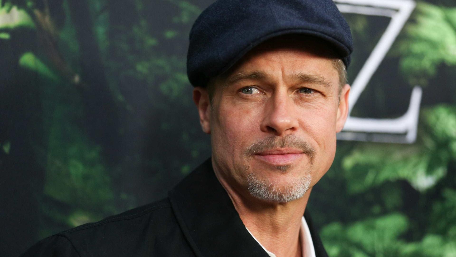 Brad Pitt pode ter um transtorno alimentar