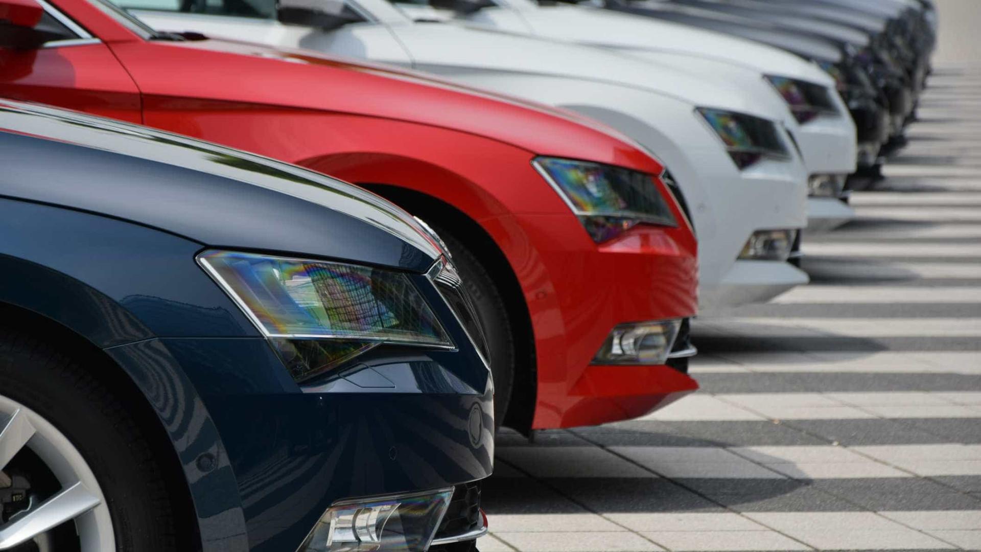 Veículos com mais de 10 anos responsáveis por mais de 80% das emissões