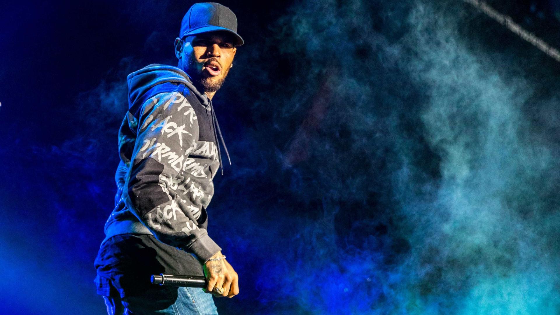 Chris Brown confirma concerto apenas dois dias depois de ser preso
