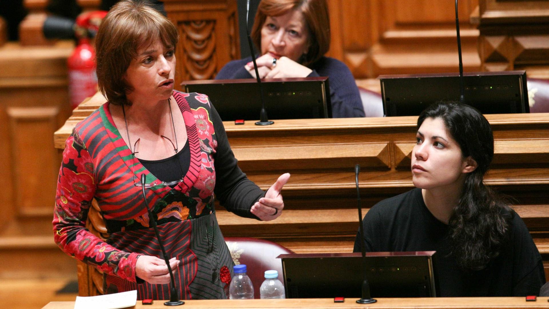 Cecília Honório acusa Direita de errar prioridades