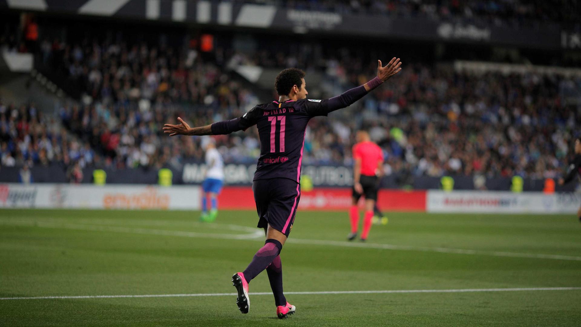 TAS ainda não recebeu recurso de FC Barcelona por Neymar