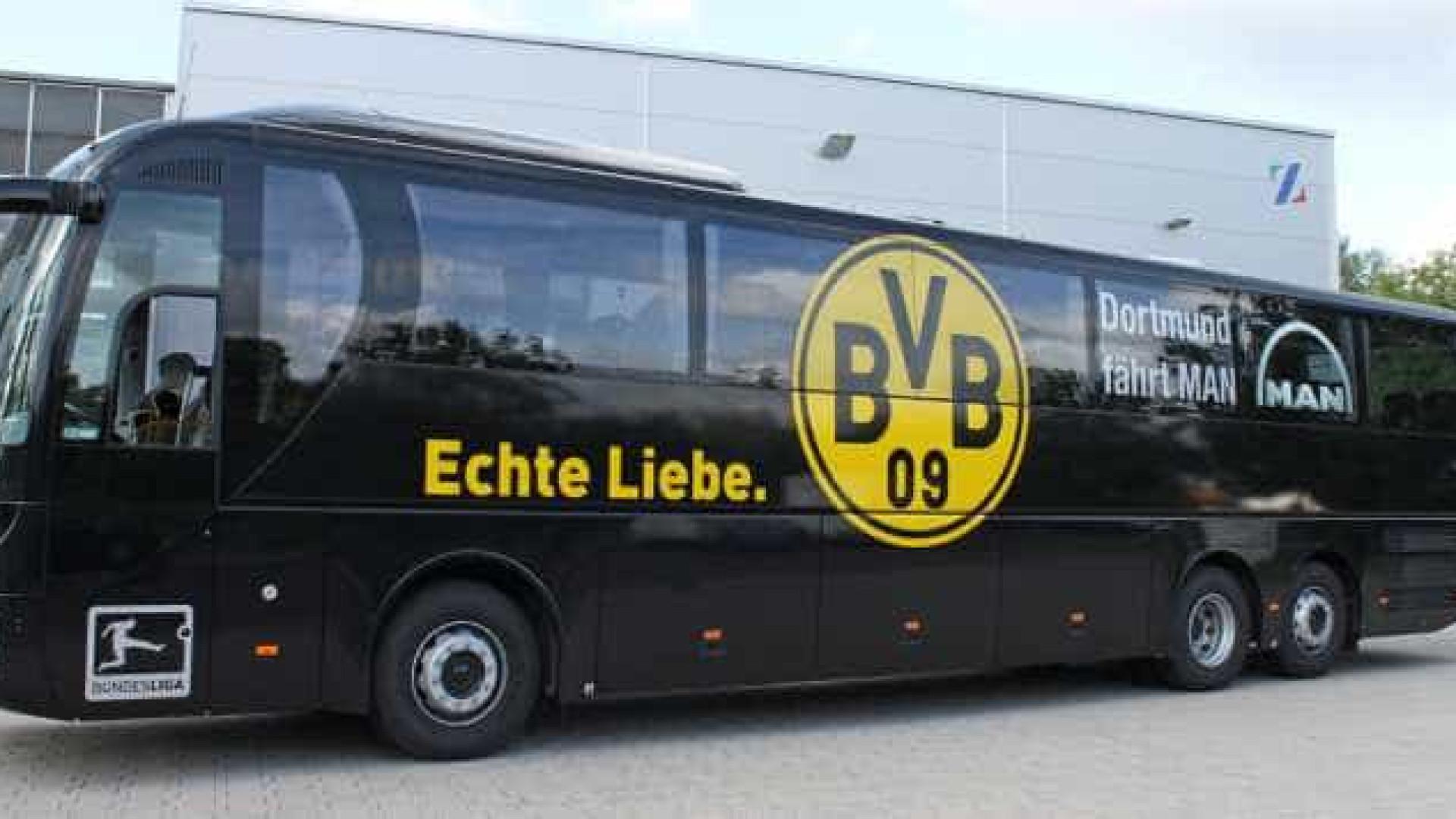 Borussia Dortmund reforça segurança com unidade especial