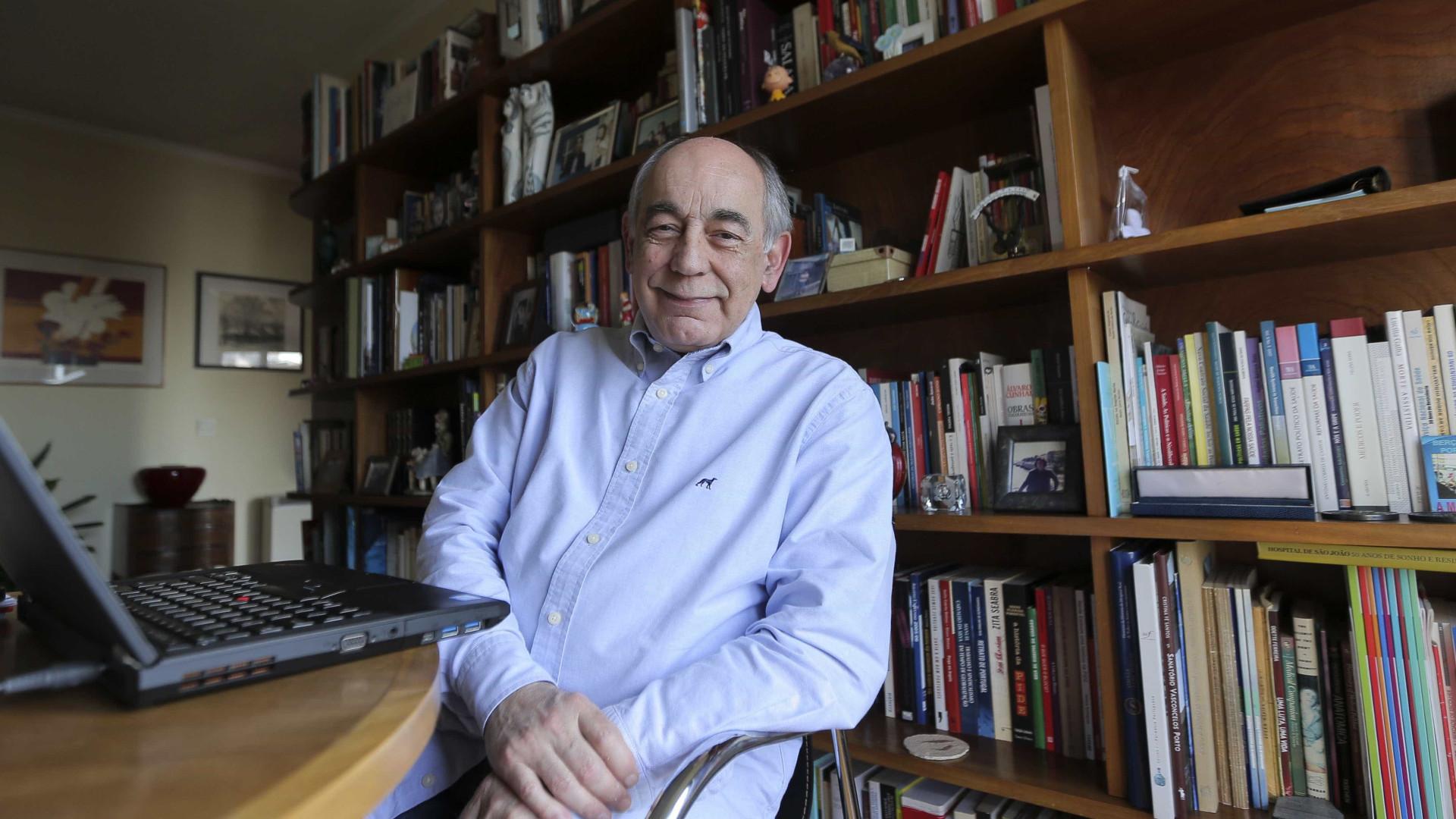João Semedo, o homem que dedicou a vida à política e participação cívica