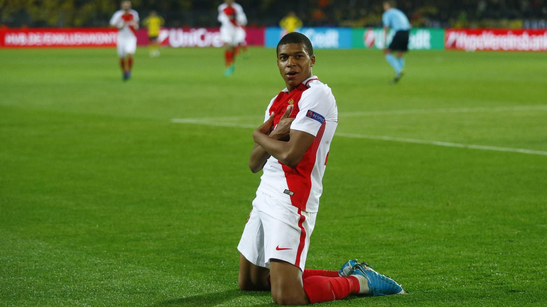 Arsenal prepara oferta de R$ 535 milhões por Mbappé