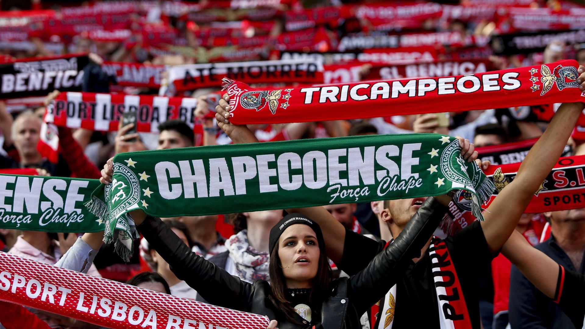 Eusébio Cup: Chapecoense aceita convite do Benfica