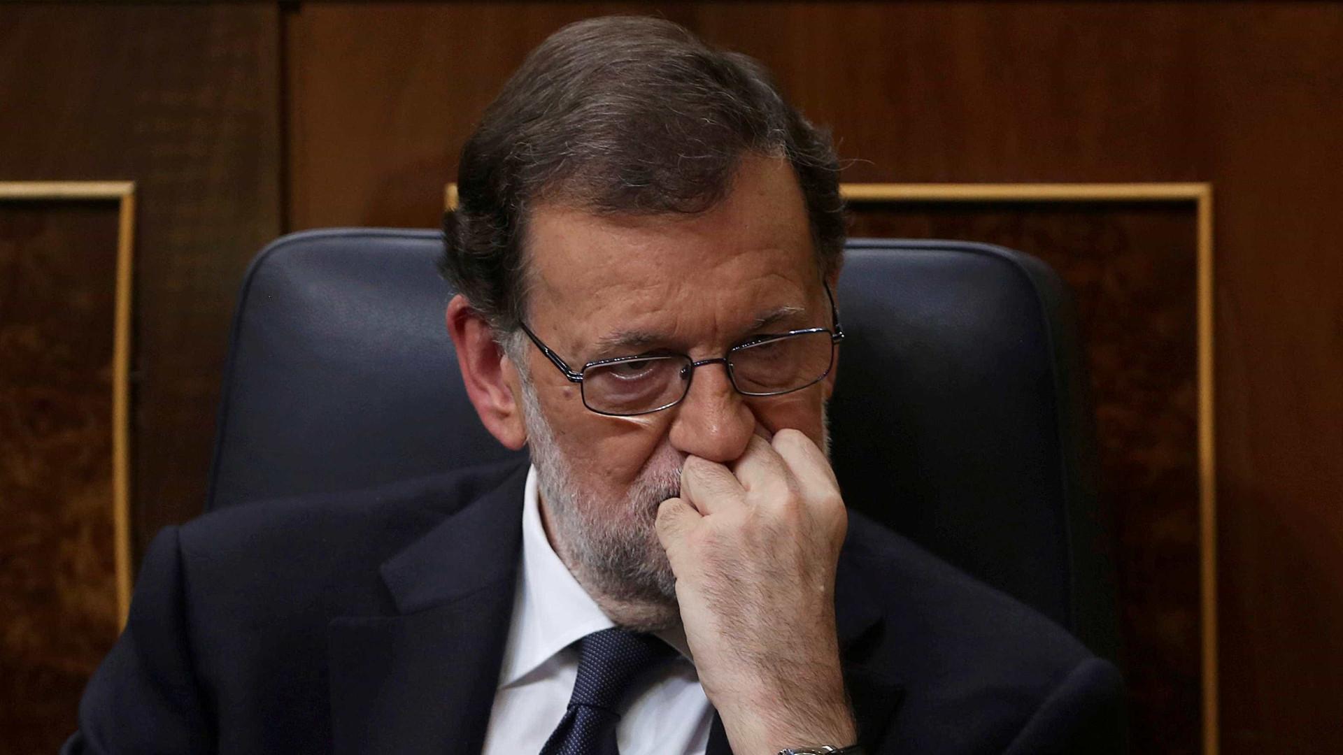 Rajoy pede para ser ouvido como testemunha em caso de corrupção