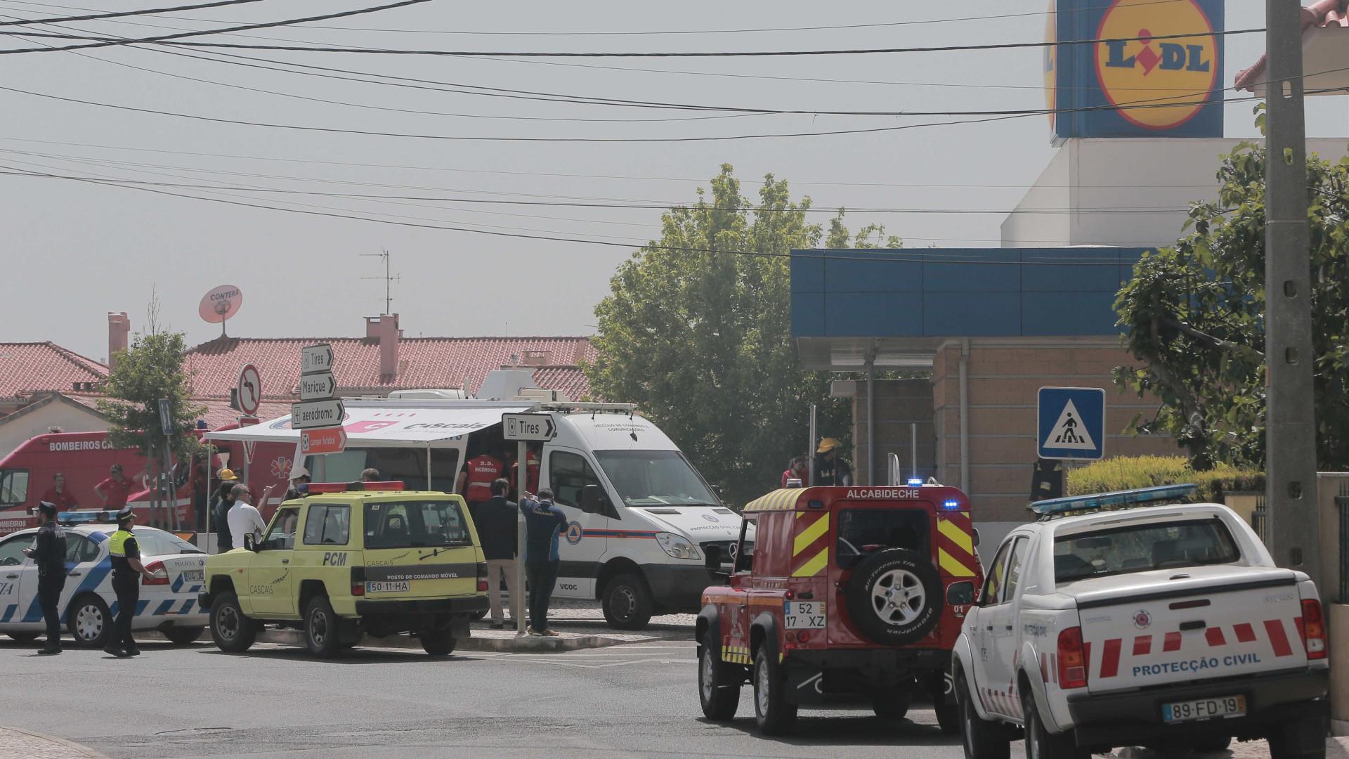 Homenagem a condutor de camião que morreu em Tires torna-se viral