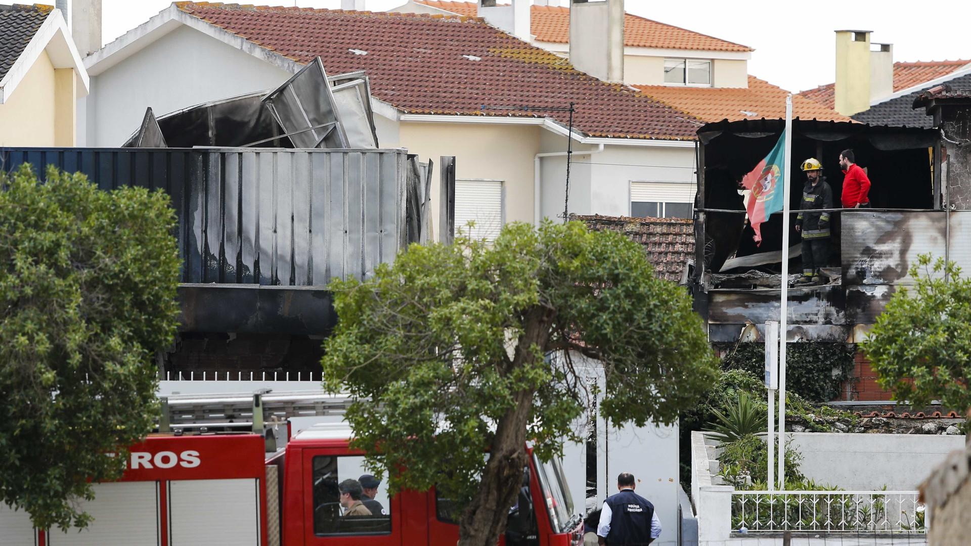 Arquivado inquérito à queda de aeronave em Tires que matou cinco pessoas